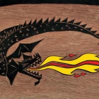 História do Juvenal e o dragão